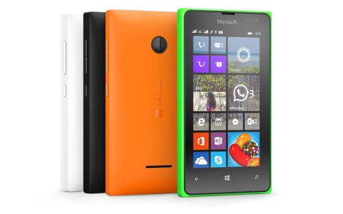 Microsoft Lumia 435 continues the starter smartphone trend