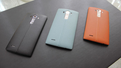 LG G4 vs. Samsung Galaxy S6 vs. iPhone 6 vs. HTC One M9: 2015 smartphone specs compared