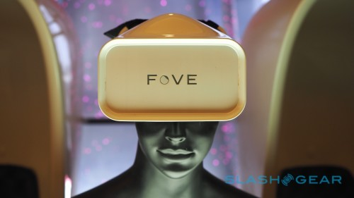 FOVE headset hits Kickstarter for eye-tracking VR