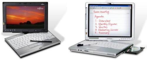 Fujitsu-Siemens' ultra-portable P1610