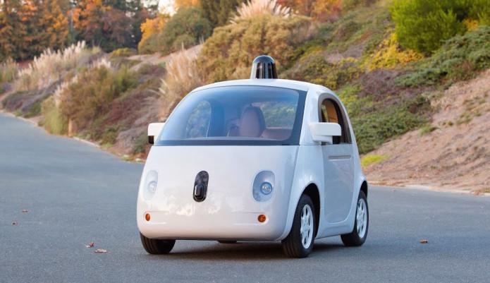google-Vehicle-prototype
