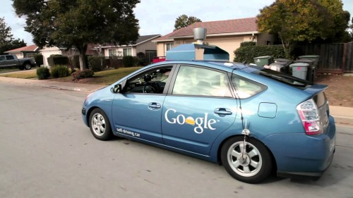 Driverless cars in California rack up four accidents since September