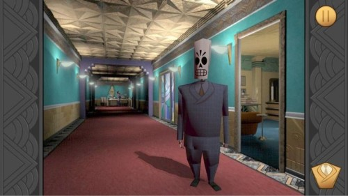 Grim Fandango Remastered arrives on Android and iOS