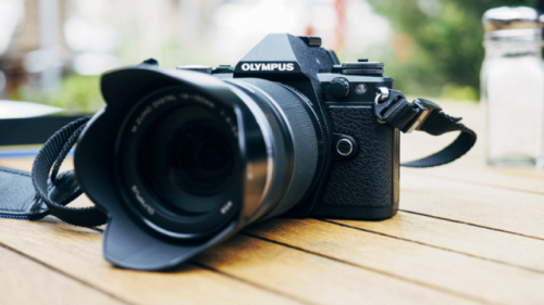 Hands On: Olympus OM-D E-M5 Mark II