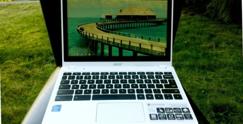 Acer C720P Touch Chromebook Review