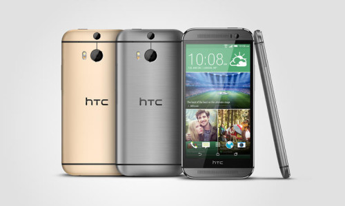 HTC One M8s boasts Android Lollipop, metal build for the midrange