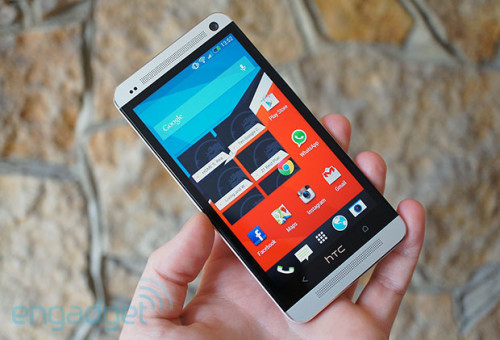 HTC One M7 review (2013)