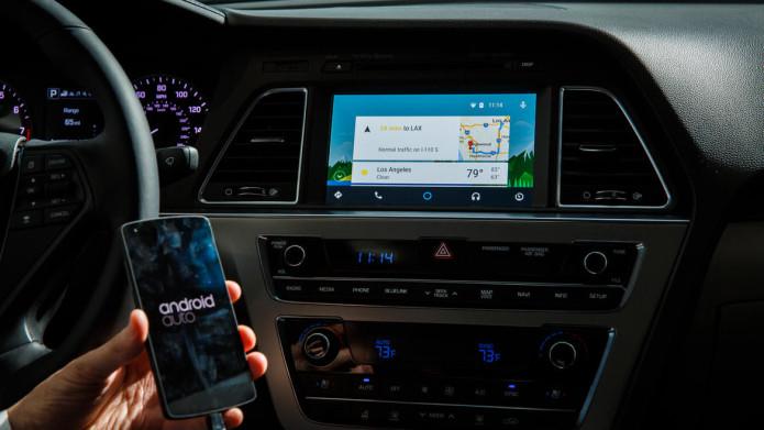 Android Auto hits Hyundai first as 2015 Sonata