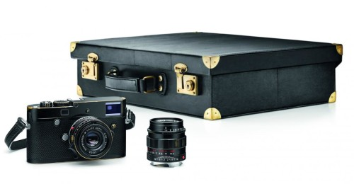 Leica and Lenny Kravitz collaborate for limited M-P 'Correspondent' edition