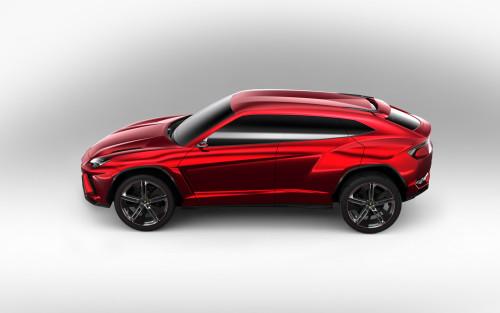 Lamborghini luxury SUV is a go, slated for 2018 debut