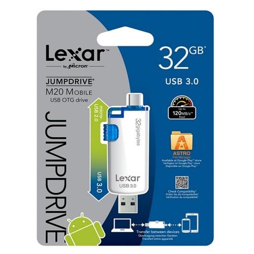 Lexar JumpDrive M20 Mobile USB 3.0 (32GB)