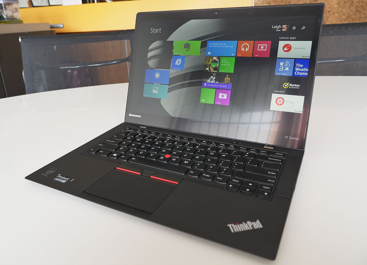 lenovo thinkpad x1 carbon 2015 review gearopen. Black Bedroom Furniture Sets. Home Design Ideas