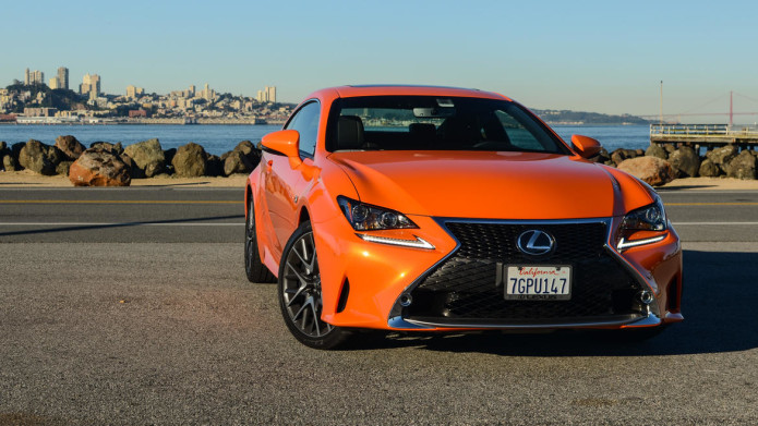 Lexus RC 350 F SPORT Review – Wolf's Clothing