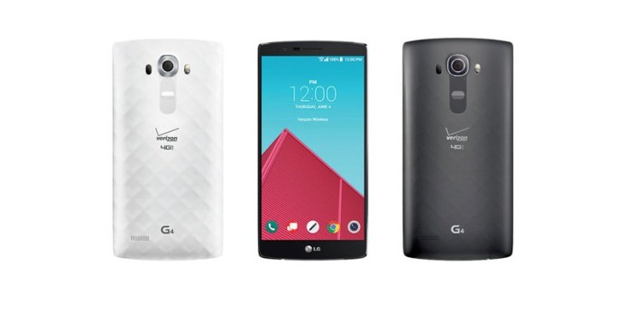 Verizon starts LG G4 pre-order 28th May, G Pad X8.3 in tow