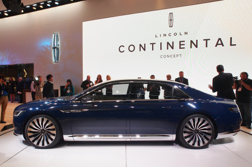 Devil in the Details: Up close with Lincoln's Continental Concept