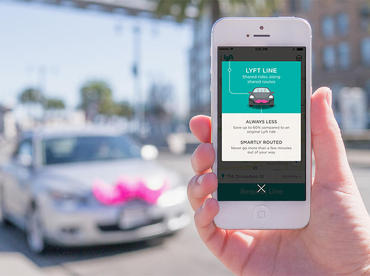 Verizon to preload Lyft app on Android phones