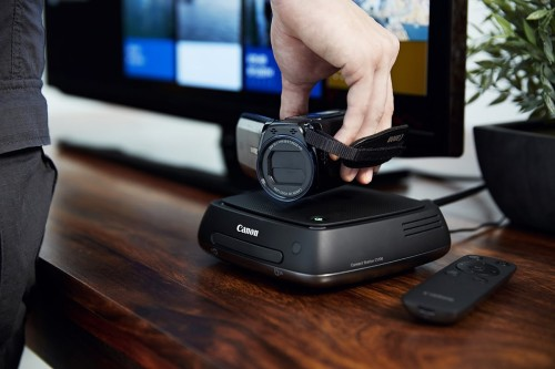 Canon Connect Station CS100 hands-on