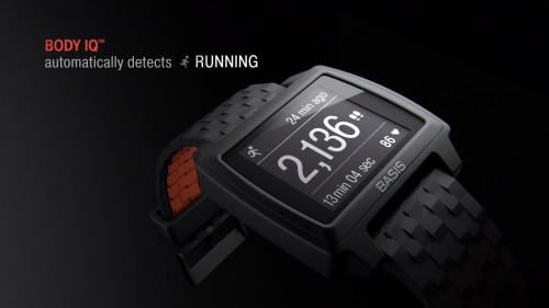 Basis Peak fitness tracker adds touchscreen, smartwatch notifications