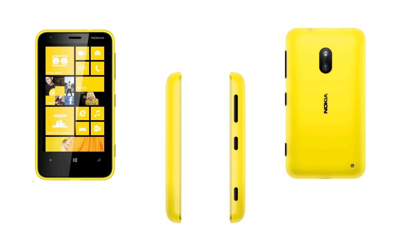 Nokia Lumia 620 Review | GearOpen