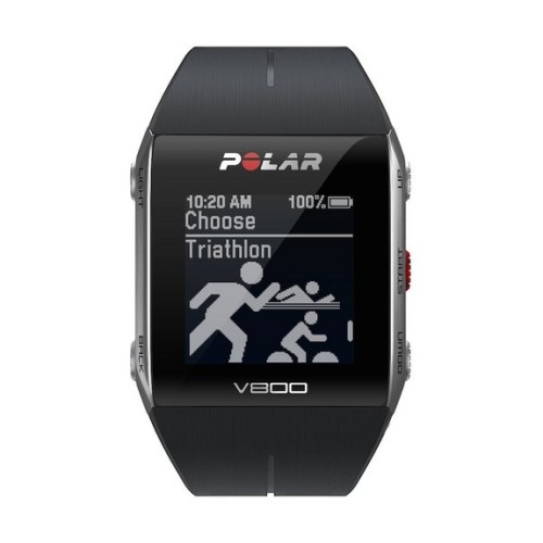Polar V800: GPS Watch Review