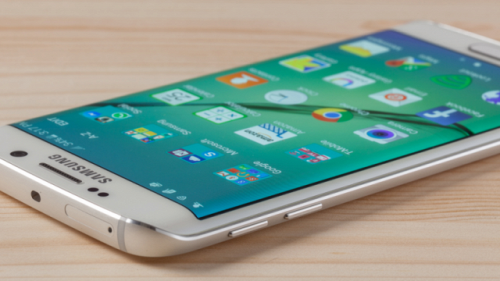 Samsung Galaxy S6 Edge Ad Channels Apple's Jony Ive