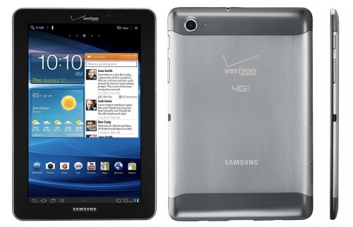 Verizon Galaxy Tab Review