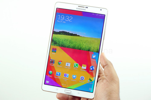 Samsung Galaxy Tab S2 picture leaked, tipped for June unveiling