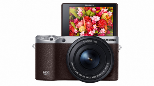 Samsung NX500 Packs 28MP Resolution and 4K Video