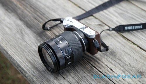 Samsung NX500 Review – the TARDIS of cameras