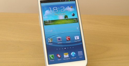 Samsung Galaxy S III Review
