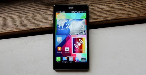 AT&T LG Optimus G Review