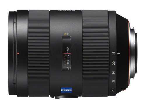 Sony updates staple pro A-mount lenses