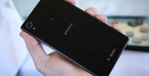 T-Mobile Sony Xperia Z1S Review