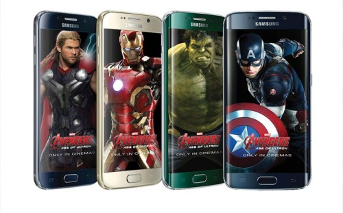 Galaxy S6 Avengers Editions already exist