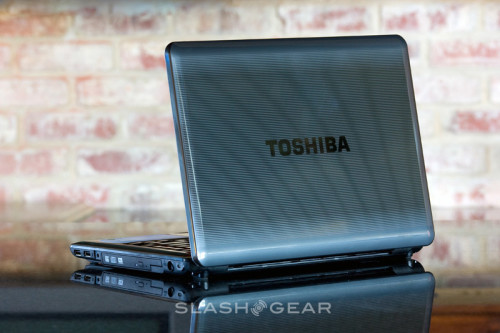 Toshiba Satellite A305-S6864 Review