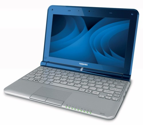 Toshiba Mini NB305 Netbook Review