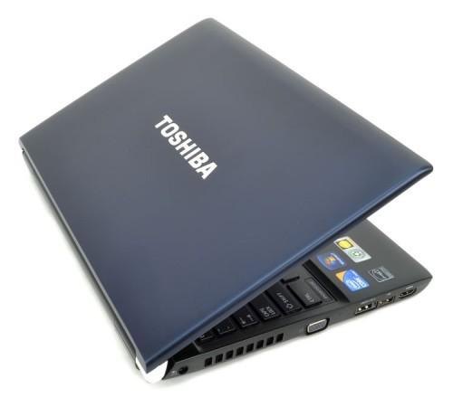 Toshiba Portege R705 Review