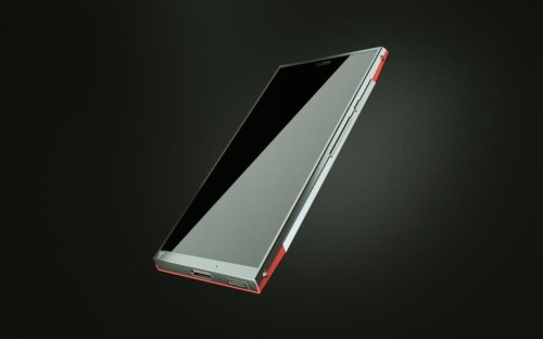 New 'liquidmorphium' Turing Phone claims to be ultra-secure and stronger than steel