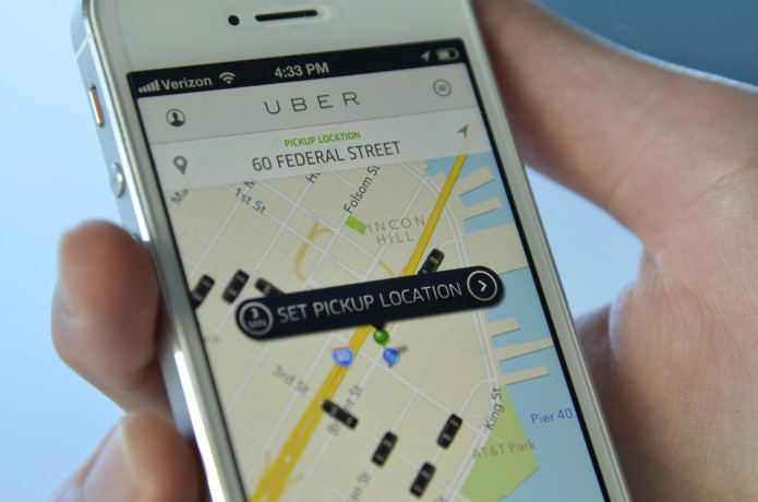 Uber will let drivers track your location, but only if you agree