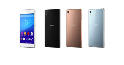 Sony to brand Xperia Z4 as Xperia Z3+ in other markets