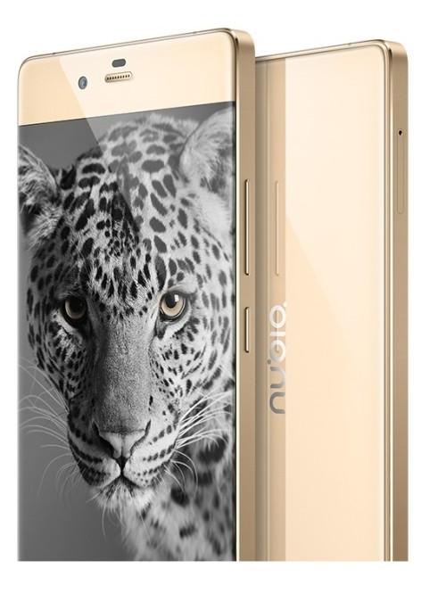 ZTE Debuts Almost Bezel-Less Nubia Z9 Smartphone