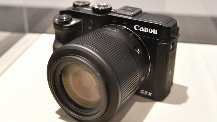 Canon PowerShot G3 X brings EOS features to a rugged compact