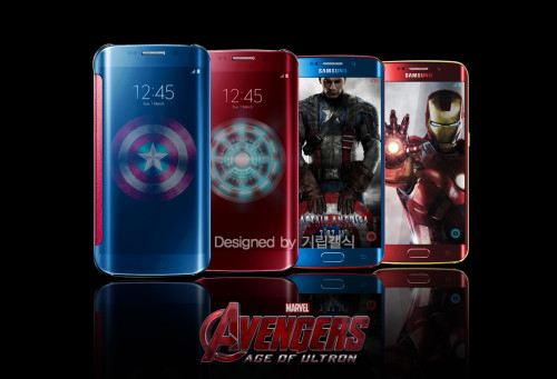 Iron Man Galaxy S6 Edge sells for a staggering $91,000