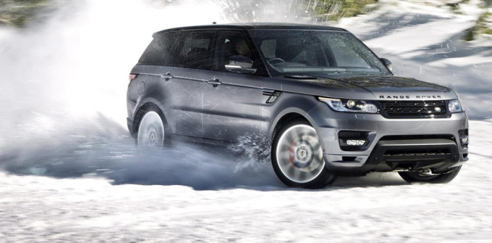Range Rover 4×4 gets remote steering for off-road and tight parking spaces