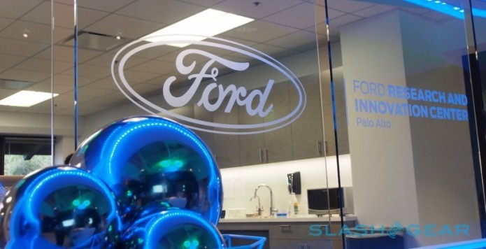 Ford jumps in the race to develop self-driving cars