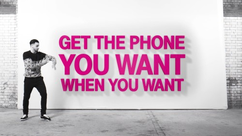 T-Mobile JUMP On Demand plan lets you change phones 3x a year