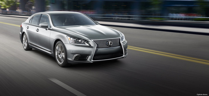 Connectivity, Navigation, and Interface - 2014 Lexus LS 460 Review ...