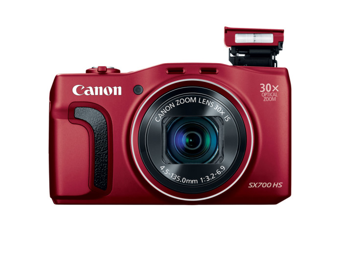 Canon PowerShot SX700 HS review: 30x travel zoom overflows with features