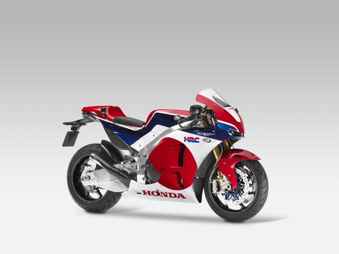 Honda's RC213V-S is a full-fat race bike for the street, slightly trimmed