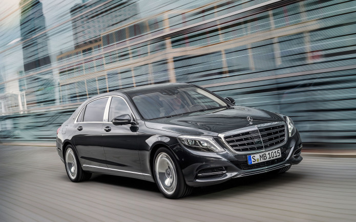 2016 Mercedes-Maybach S600 review: Your chauffeur will appreciate the Maybach S600's semi-autonomous driving features